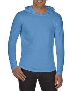 4900 Adult 6.1 oz. Long-Sleeve Hooded T-Shirt