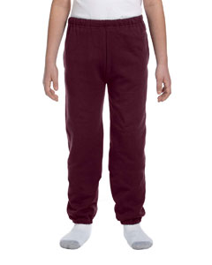 4950BP Youth 9.5 oz., Super Sweats® NuBlend® Fleece Pocketed Sweatpants
