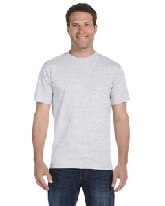 Wholesale Hanes 5280 5.2 oz. ComfortSoft® Cotton T-Shirt - ASH