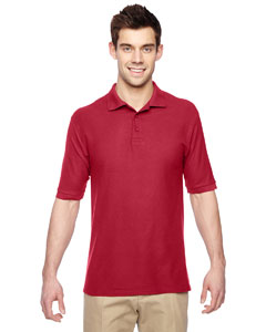 537MSR Adult 5.3 oz., Easy-Care™ Polo