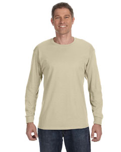 5586 Adult 6.1 oz. Tagless® Long-Sleeve T-Shirt