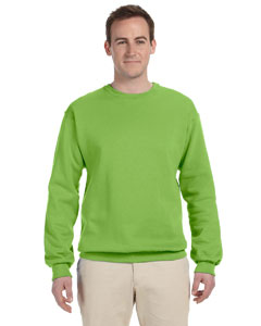 562 Adult 8 oz., NuBlend® Fleece Crew