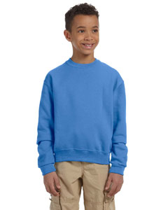 562B Youth 8 oz., NuBlend® Fleece Crew