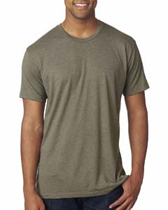 6010 Men's Triblend Crew