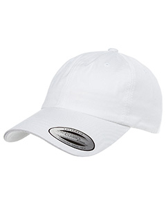 6245CM Adult Low-Profile Cotton Twill Dad Cap