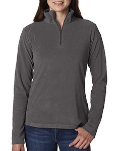 6427 Ladies' Crescent Valley Quarter-Zip Fleece