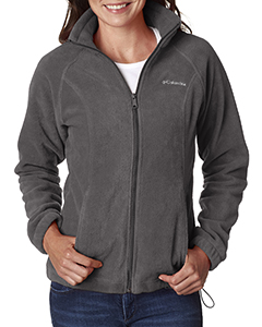6439 Ladies' Benton Springs™ Full-Zip Fleece