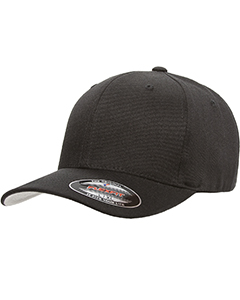 Wholesale Flexfit 6477 Adult Wool Blend Cap - BLACK