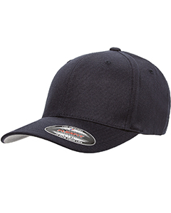 Wholesale Flexfit 6477 Adult Wool Blend Cap - DARK NAVY