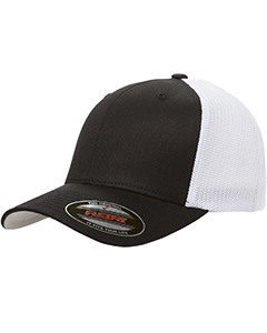 6511 Adult 6-Panel Trucker Cap