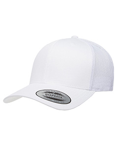 6606 Adult Retro Trucker Cap