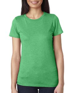 Wholesale Next Level 6710 Ladies' Triblend Crew - ENVY