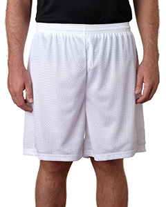 7207 Adult Seven Inch Inseam Mesh/Tricot Short