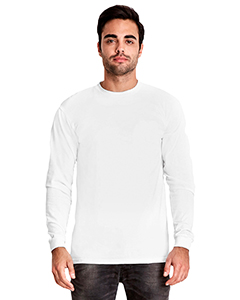 7401 Adult Inspired Dye Long-Sleeve Crew