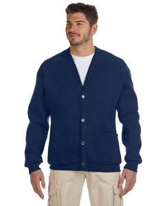 773M Adult 8 oz. NuBlend® Cardigan