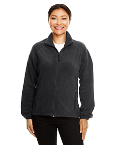 78025 Ladies' Microfleece Unlined Jacket