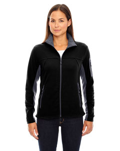 78048 Ladies' Microfleece Jacket