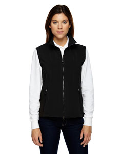 78050 Ladies' Three-Layer Light Bonded Performance Soft Shell Vest