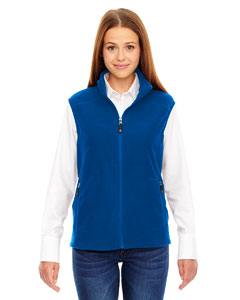 78173 Ladies' Voyage Fleece Vest