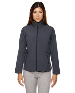 78184 Ladies' Cruise Two-Layer Fleece Bonded Soft Shell Jacket