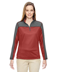 78220 Ladies' Excursion Circuit Performance Quarter-Zip