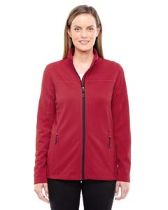 78229 Ladies' Torrent Interactive Textured Performance Fleece Jacket