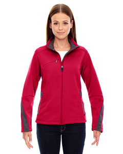 78649 Ladies' Escape Bonded Fleece Jacket