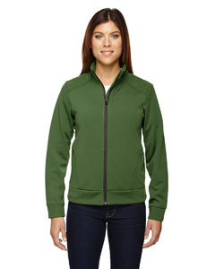 78660 Ladies' Evoke Bonded Fleece Jacket