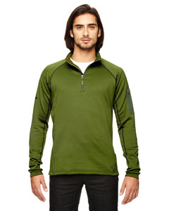 80890 Men's Stretch Fleece Half-Zip