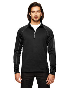 Wholesale Marmot 80890 Men's Stretch Fleece Half-Zip - BLACK 001