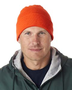 8130 Adult Knit Beanie with Cuff
