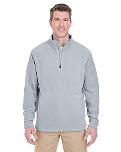 8185 Men's Cool & Dry Full-Zip Microfleece