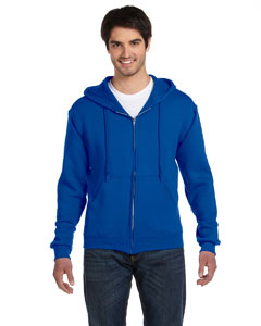 82230 Adult 12 oz. Supercotton™ Full-Zip Hood