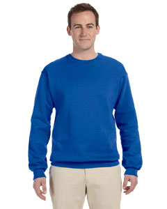82300 Adult 12 oz. Supercotton™ Fleece Crew