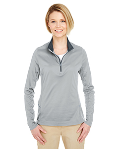 8230L Ladies' Cool & Dry Sport Quarter-Zip Pullover