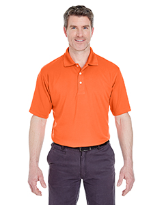8445 Men's Cool & Dry Stain-Release Performance Polo