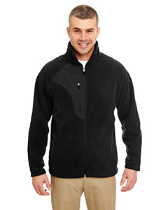 8495 Men's Microfleece Full-Zip Jacket