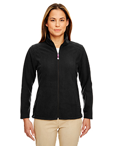 8498 Ladies' Microfleece Full-Zip Jacket