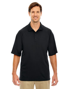 Wholesale Ash City - Extreme 85080 Men's Eperformance™ Piqué Polo - BLACK 703