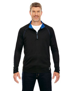 88187 Men's Radar Quarter-Zip Performance Long-Sleeve Top
