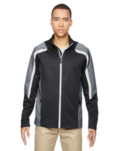 88201 Men's Strike Colorblock Fleece Jacket