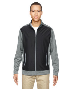 88202 Men's Victory Hybrid Performance Fleece Jacket