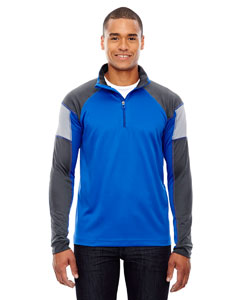 88214 Men's Quick Performance Interlock Quarter-Zip