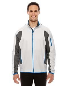 88230 Men's Motion Interactive ColorBlock Performance Fleece Jacket