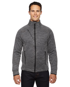 88697 Men's Flux Mélange Bonded Fleece Jacket