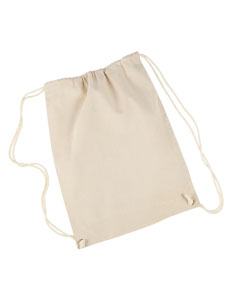 8875 Cotton Drawstring Backpack