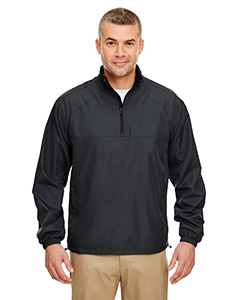 8936 Adult Micro-Poly Quarter-Zip Windshirt