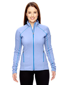 89560 Ladies' Stretch Fleece Jacket