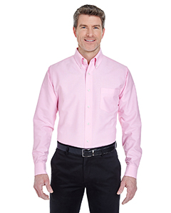 8970 Men's Classic Wrinkle-Resistant Long-Sleeve Oxford