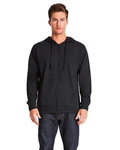 9601 Adult French Terry Zip Hoody